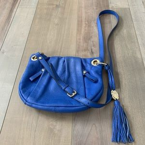 Vince Camuto Blue Crossover Bag